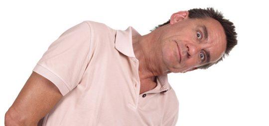 poor posture treatment
